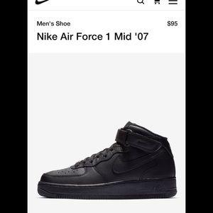 Nike Air Force One '07